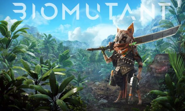 Video Game Review - Biomutant