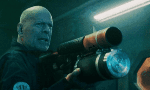 Bruce Willis, Kevin Dillon and Frank Grillo starring in action thriller A Day to Die