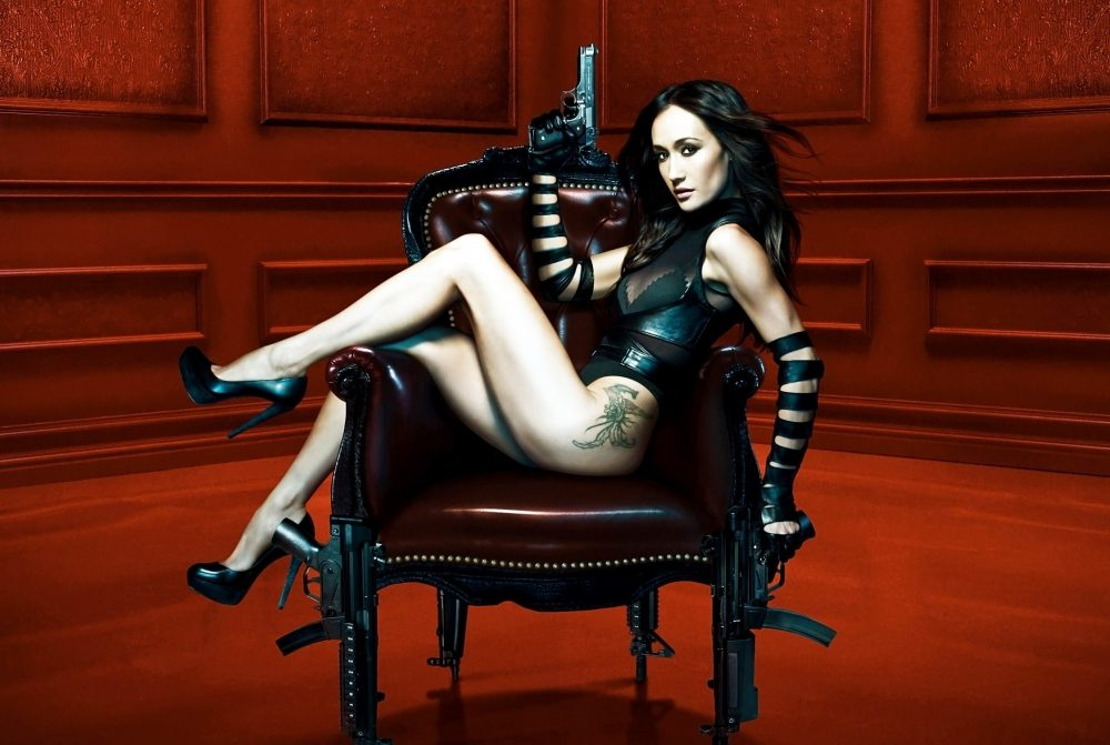 The Contemporary Queens of Action Cinema